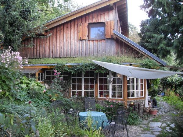 Haus - Bild von Monika Frank
