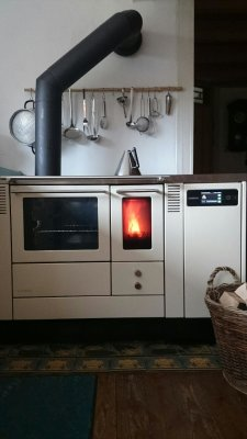 Lohberger Alleskönner Ofen