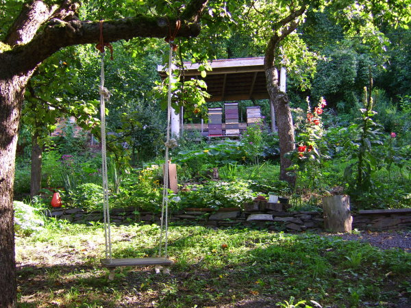 Garten - Bild von Monika Frank